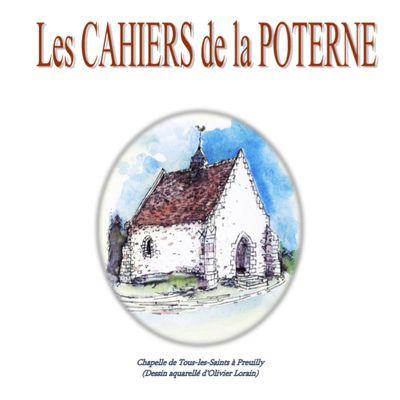 Parution du n°45 des Cahiers de la Poterne (2019)