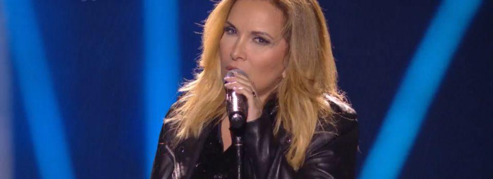 Hélène Ségara chante Illusion dans le système dans La chanson challenge la suite