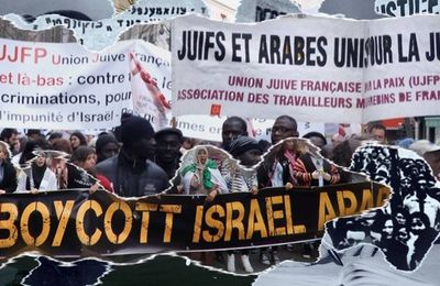 En France, l'Union juive française pour la paix fait entendre une autre parole juive (MEE)