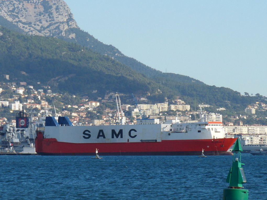 AL SALMY 5  , appareillant de Toulon le 12 janvier 2016