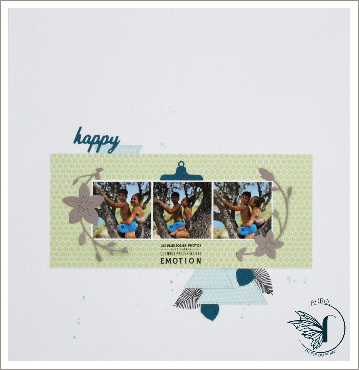 "Aurel - Page ""Happy"""