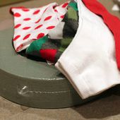 WIP Blog: Sock Wreaths