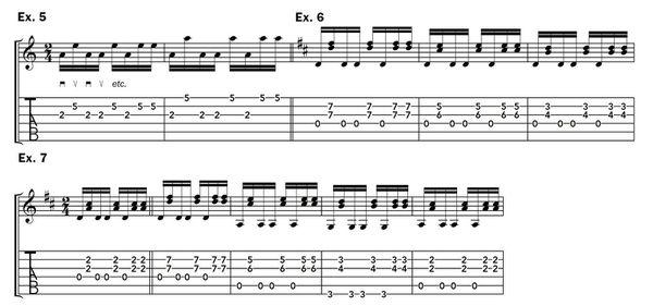 """Les """"Paradiddles""""/développement de l'acuité rythmique"""