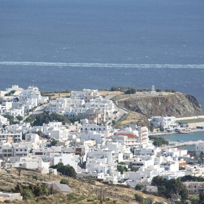 Tinos, une île attachante.....