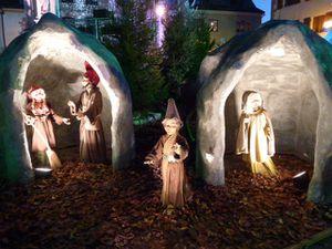 C'était le 15 décembre, excursion de Noël dans le Sundgau