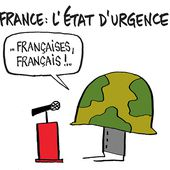 L'état d'urgence est établi en France jusqu'aux calendes grecques