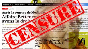 Le Kiosque soutient Mediapart: «Nous avons le droit de savoir» - Démocratie en danger
