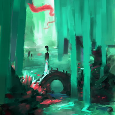 MyPaint doodling