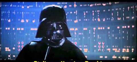 """""""Je suis ton père"""" en 20 langues"""
