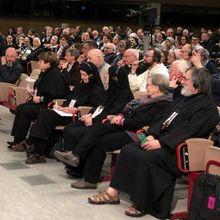 """Participation à la conférence internationale """"Charismes en communion"""" du mouvement des Focolari"""