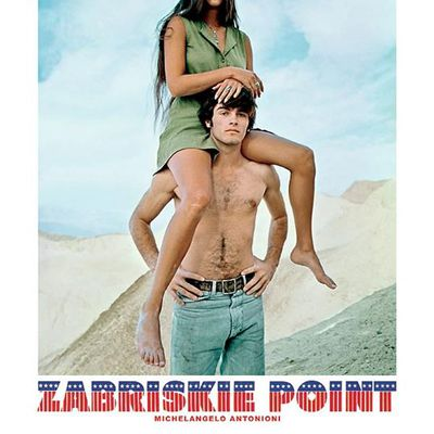 PLAISIRS COUPABLES : ZABRISKIE POINT UN FILM TOUJOURS D'ACTUALITE