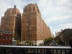 NEW YORK : Le MOMA et la High Line