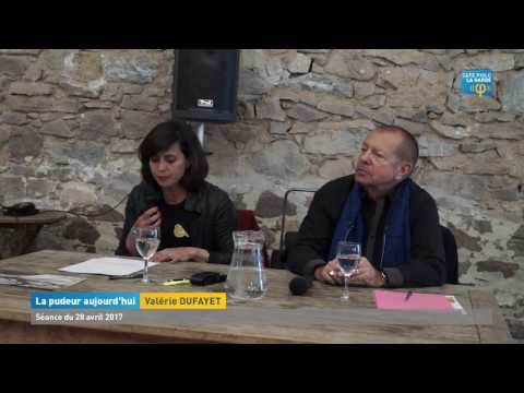 """La pudeur aujourd'hui"" Conférence au Café Philo La Garde Printemps 2017"