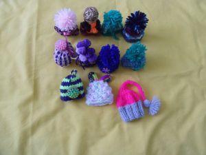 Les petits bonnets de Christiane