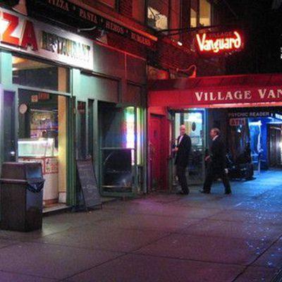 Histoire: le 18 septembre 2001, Martial SOLAL au VILLAGE VANGUARD