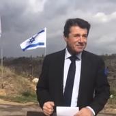 En Israël, Estrosi promet 50.000 euros à une organisation pro-colonisation