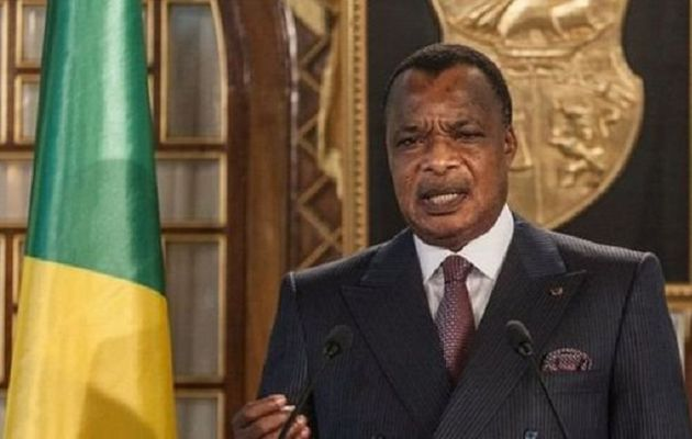 Congo-Brazzaville President Sassou N'Guesso says, he will run for a new term