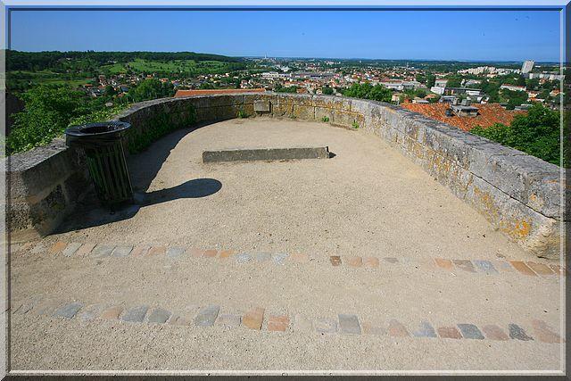 Diaporama château et remparts d''Angoulême