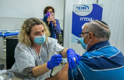 Israël : Le Vaccin Pfizer ne protège pas du tout !