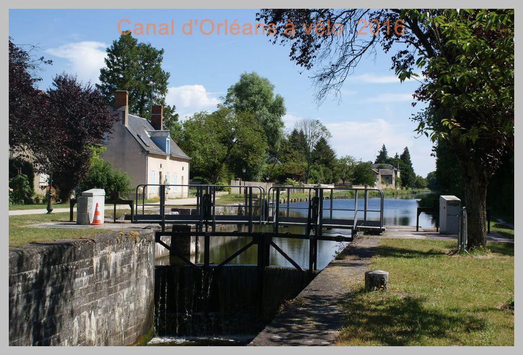 Escapade à Orléans par le canal. Jour 2. 2016