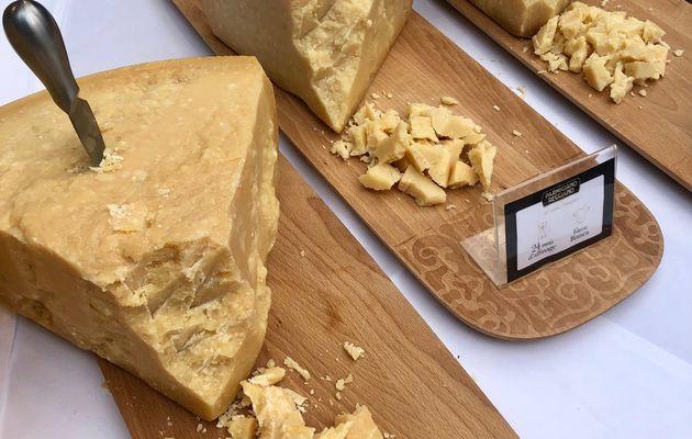 Focus sur le Parmigiano Reggiano
