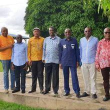 """RDC : une effigie de Joseph Kabila """"déboulonnée"""" à Lubumbashi"""