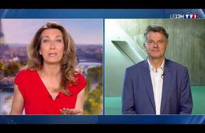 Fabien Roussel - TF1 - 09/05/21