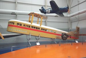 Un samedi au Musée de l'air
