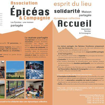 Un nouveau lieu de partage (loisirs, sport, culture....) à Méaudre Les Epicéas