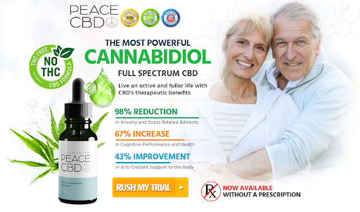 PEACE CBD OIL : Will Helps Reduce Torment Easing & Help In Irritation.