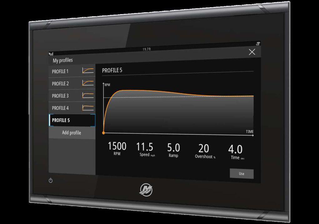 Mercury Marine présente le nouvel écran multifonctions VesselView 903