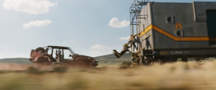 Maze Runner 3 : The Death Cure (2018)