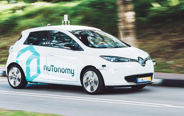 Innovation high-tech : Singapour va-t-elle devenir la référence de la voiture autonome ?