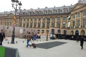 FIAC 2012 Place Vendome
