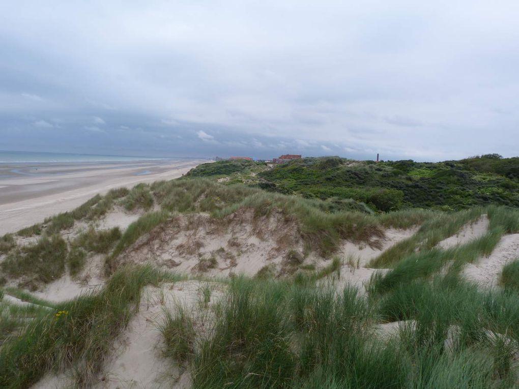 1er jour : départ de Bray-Dunes