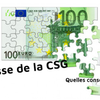 CSG : + 1,7 point au 1er janvier, qui est concerné, quelles compensations et exonérations?