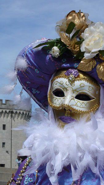 """3ème édition du Carnaval vénitien de Verdun organisé par """"Ô les masques"""" et Verdun Vitrines"""