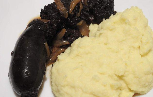 Boudin Noir aux oignons (cookeo ou pas)