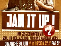 Flyer Jam It Up - #2