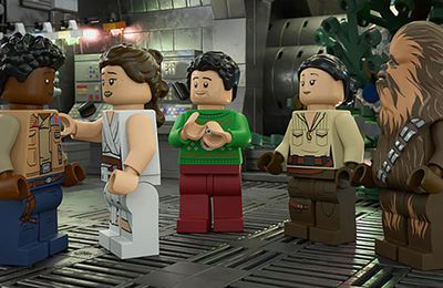 Disney+ diffusera « The LEGO Star Wars Holiday Special » le 17 novembre