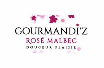 Gourmandi'Z Rosé Doux