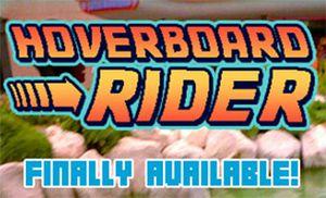Jeux video: Hoverboard dispo sur iphone !