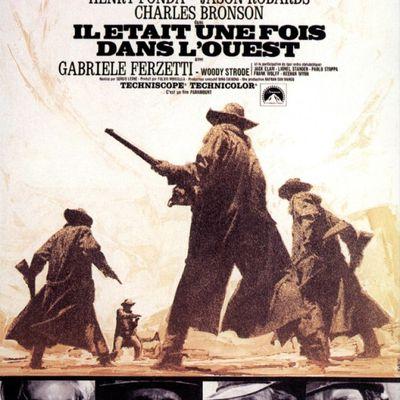 Il était une fois dans l'ouest, réalisé par Sergio Leone ( 1968 )