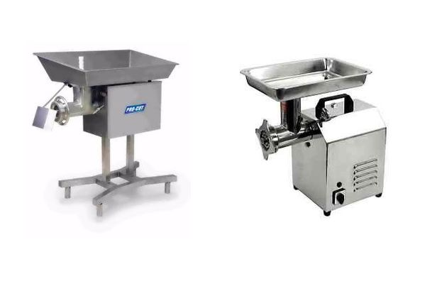 High Power Electric Meat Grinder - Made in USA