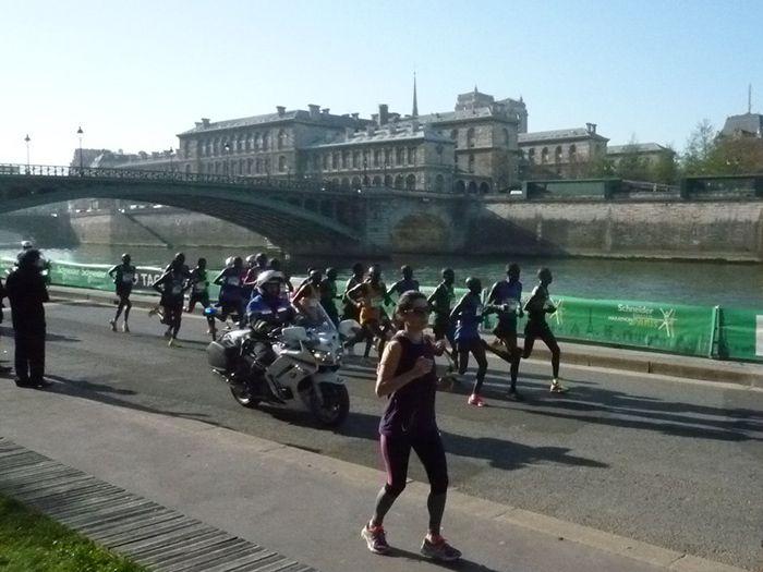 Marathon de Paris 2017 (résultats)
