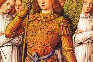 Saint Michel, gardien de l'autel