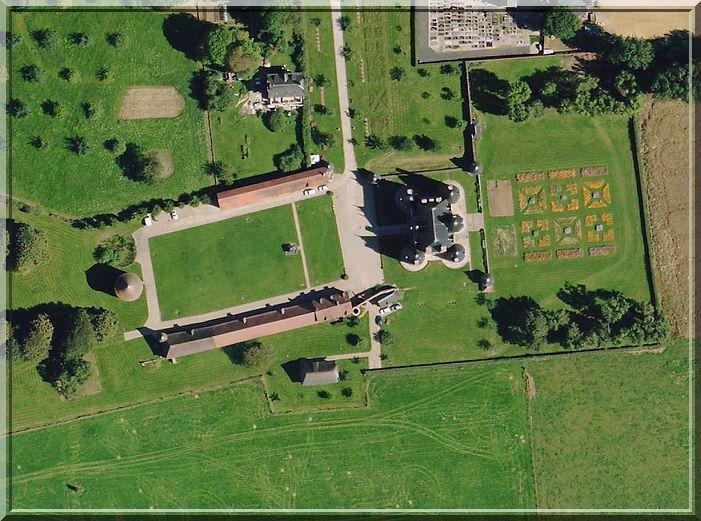 Diaporama château de MARTAINVILLE à Martainville-Épreville