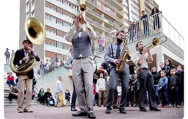 Viva-Cité 2017 (2/6) : Fanfare Big Joanna