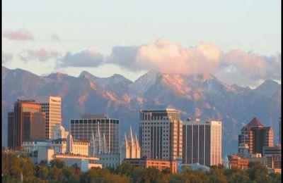 Quelque part en Utah - Salt Lake City
