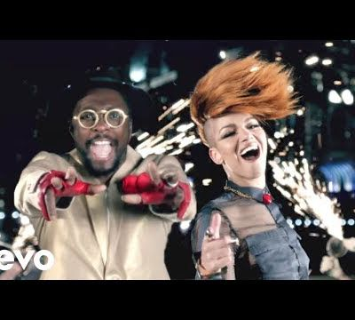 8) Will.I.am feat. Eva Simons - This is Love